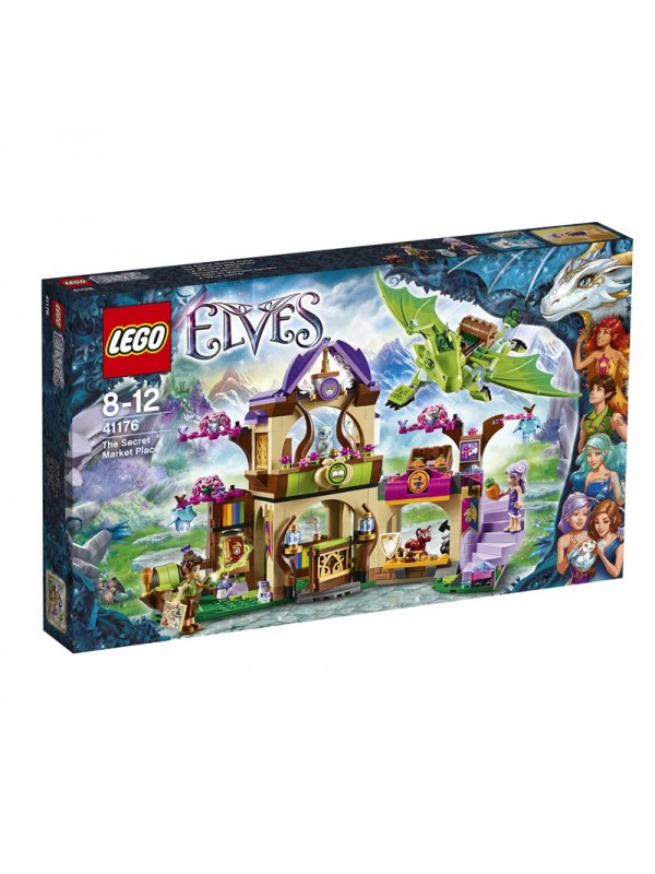 41176 - The Secret Market Place - Lego Elves