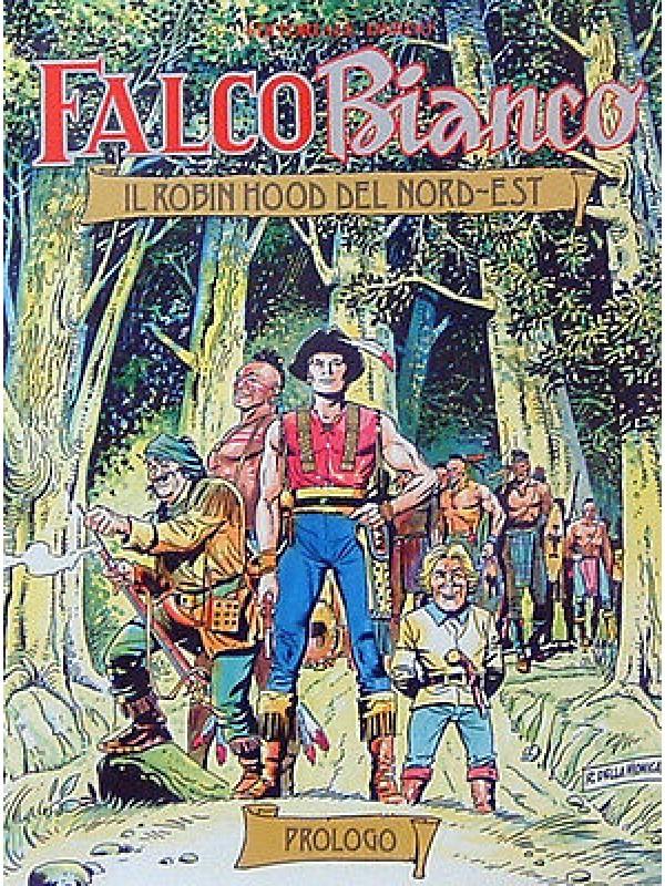 Falco Bianco - Editoriale Dardo - Serie completa 0/3