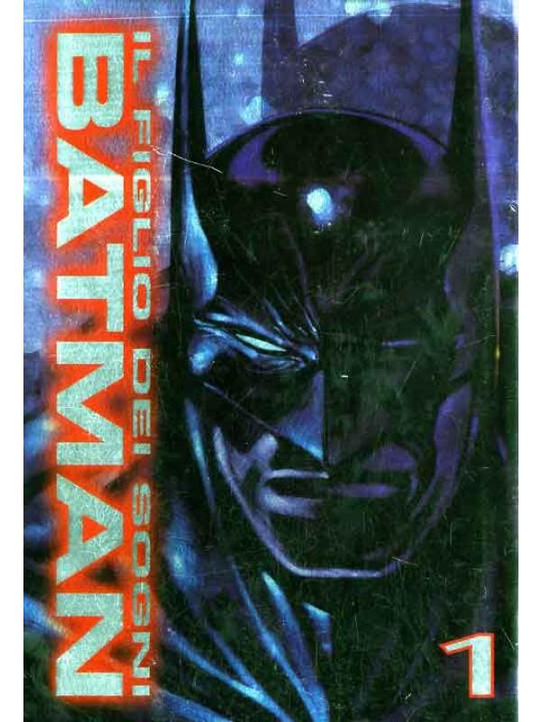 Batman Il Figlio dei Sogni - Play Press - Serie Completa 1/2