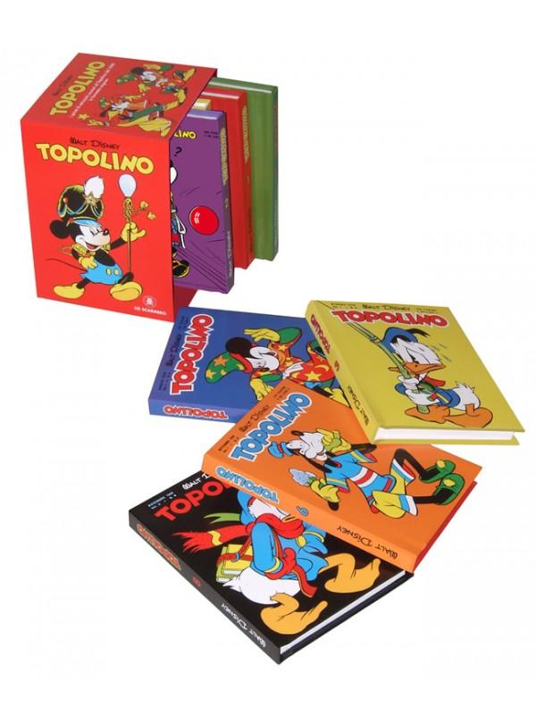 TOPOLINO MINIFUMETTI BOX 01-08