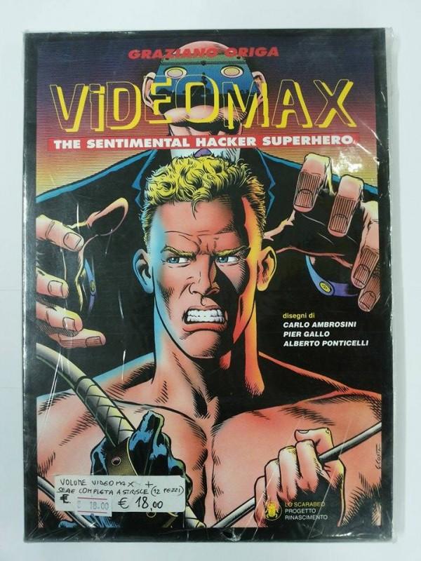 Videomax - Volume + Serie completa a strisce (12 pezzi)
