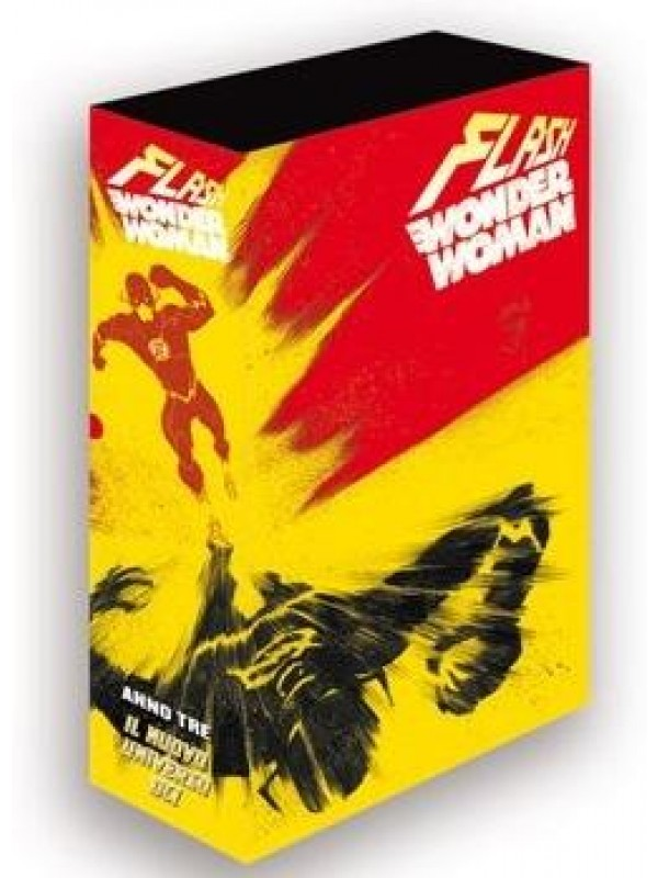 Flash/Wonder Woman - Anno Tre - Lion - Annata completa 19/30