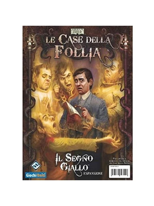 Le Case della Follia - Arkham Horror - Il Segno Giallo - Espansione - Giochi Uniti