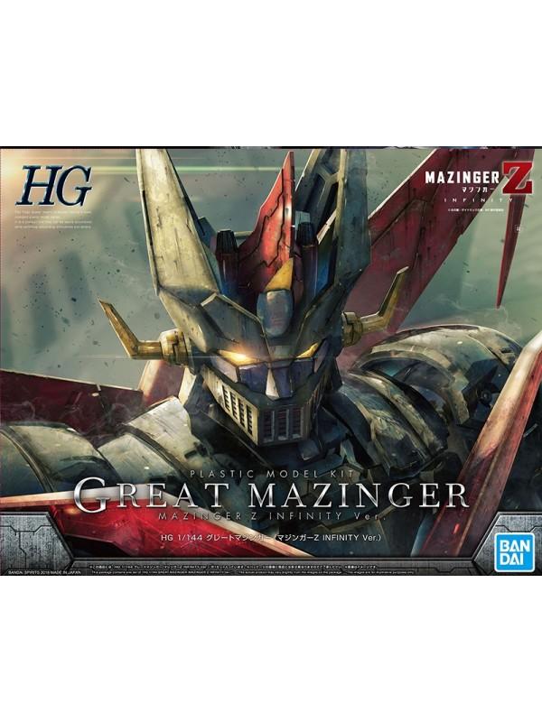 HG Great Mazinger INFINITY Ver. - Plastic Model Kit 1/144