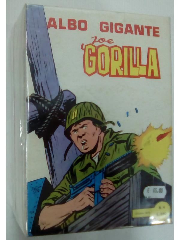 Joe Gorilla Albo Gigante - Edizioni M.C. - Serie completa 1/5