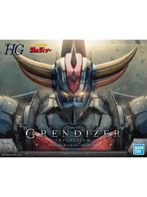 Grendizer - Infinitism - Plastik Kodel Kit - HG High Grade 1/144