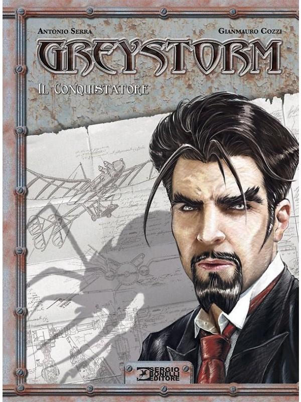 Greystorm - Sergio Bonelli Editore - Edizione in Volume - Serie completa 1/3