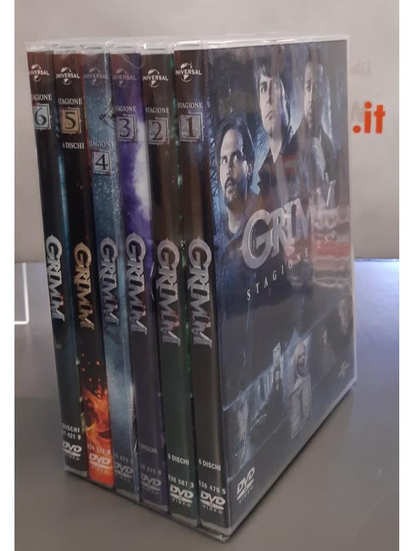 Grimm - Universal - Serie completa di 6 stagioni in dvd
