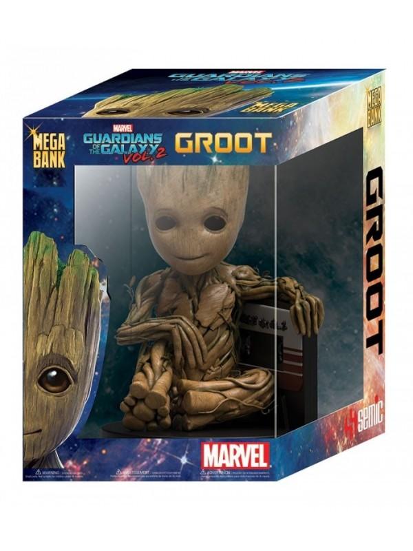 Groot - Guardians of The Galaxy Vol. 2 - Mega Bust Bank - Semic
