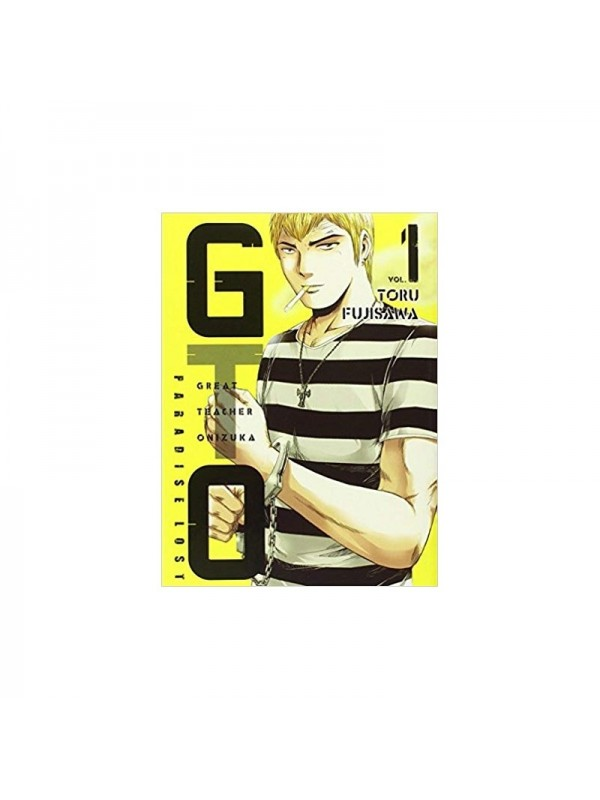 Paradise Lost - G.T.O. (GTO) - Great Teacher Onizuka - Sequenza in Blocco 1/10