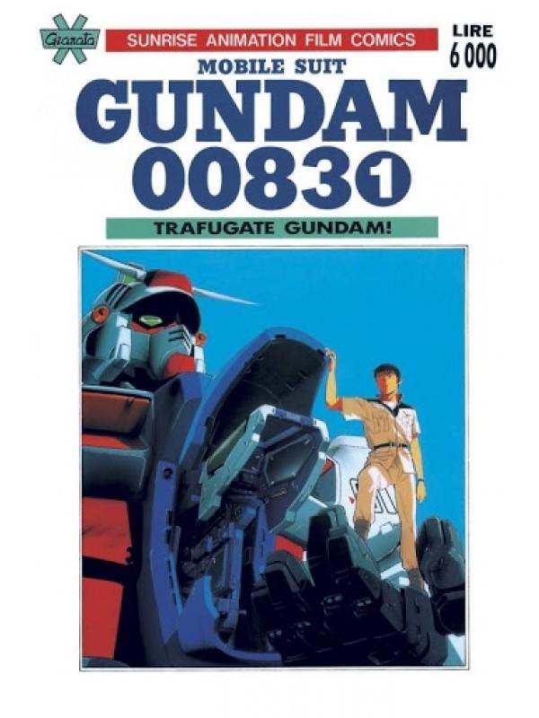 Mobile Suit Gundam 0083 - Granata - Serie Completa 1/13
