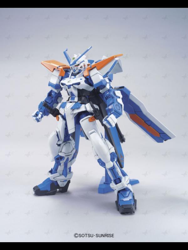 Gundam Astray Blue Frame Second L - MBF-P03 Secind L - 1/144 Scale Model HG Gundam Seed-57 - HG High Grade Gundam Seed (2013)
