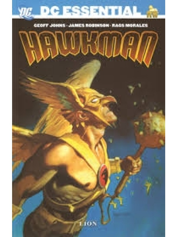 Hawkman - DC Essential - Lion - Serie completa 1/2