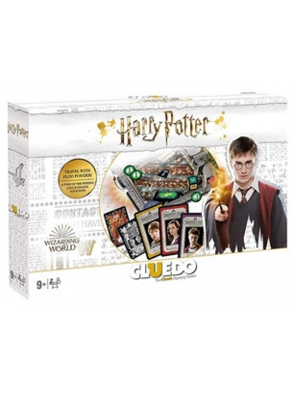 Cluedo - Harry Potter - Hasbro (2019)