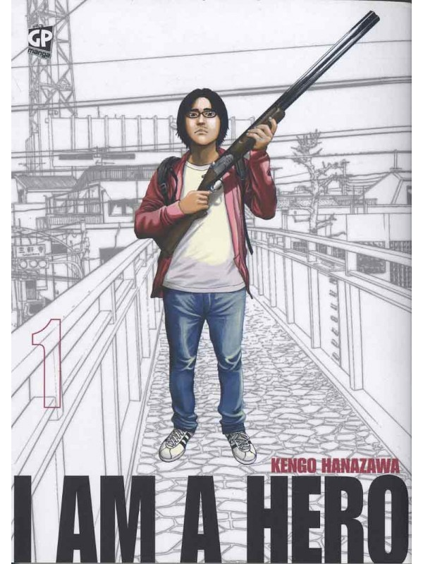 I am a Hero - GP / JPOP - Serie completa 1/22