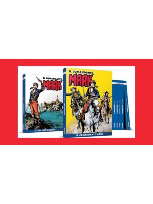 Il Comandante Mark - La Gazzetta dello Sport - Serie a colori - Sequenza in blocco 1/27
