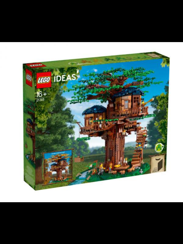 Lego 21318 - Ideas - Casa sull'albero