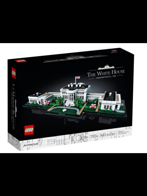 Lego 21054 - Architecture - The White House (Casa Bianca)