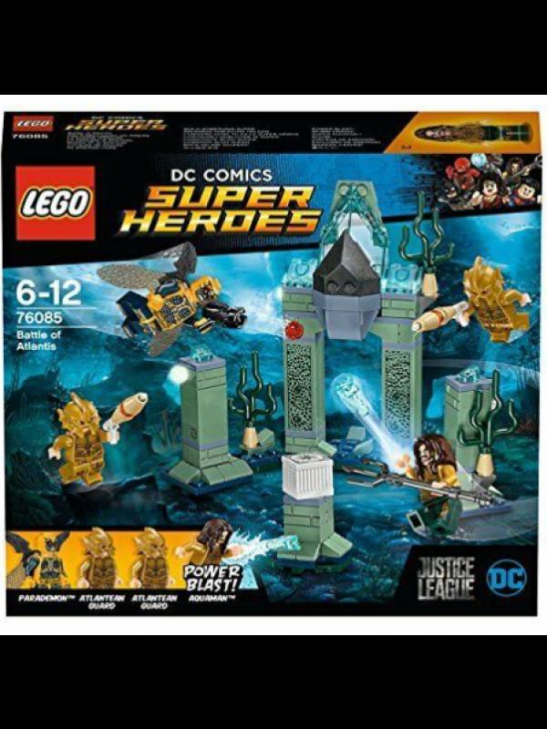 Lego 76085 - Battle of Atlantis (la Battaglia di Atlantide) - DC Comics Super Heroes - Justice League