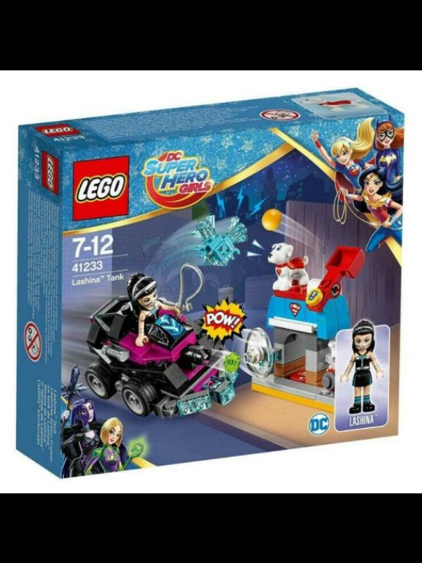 Lego 41233 - Il Carro Armato di Lashina - Dc Super Hero Girls