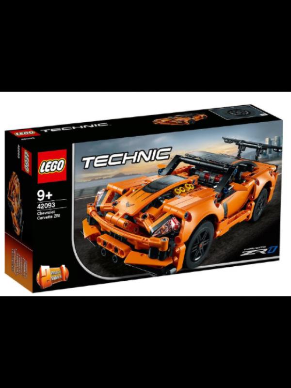 Lego 42093 - Chevrolet Corvette ZR1 - Technic