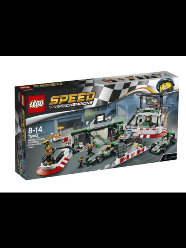 Lego 75883 - Mercedes AMG Petronas Formula One Team - Speed Champions