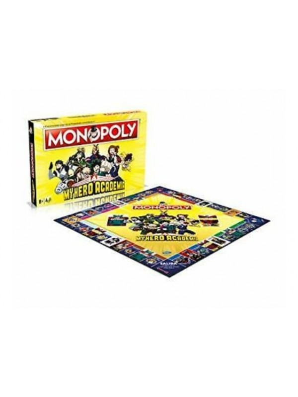 Monopoly - My Hero Academia - Winning Moves