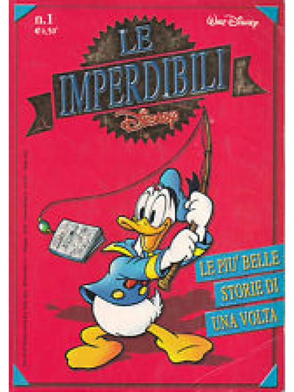 Le Imperdibili - Disney - Sequenza in blocco 1/24