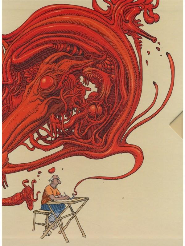 Inside Moebius - Comicon Edizioni - Serie completa 1/3 + cofanetto