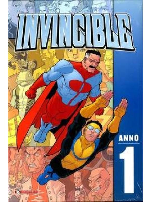 Invincible - Anno Uno - Salda Press - Cofanetto completo 1/12