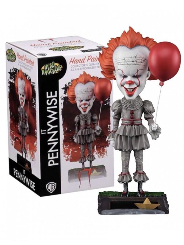 Stephen King's IT 2017 - Head Knocker Bobble-Head PENNYWISE 20 cm