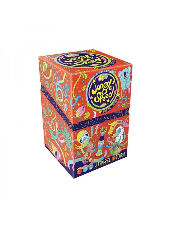 JUNGLE SPEED - Limited Edition - Asmodee