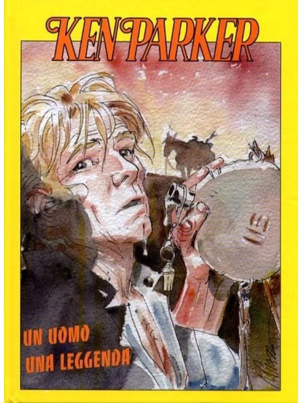 Ken Parker - Un Uomo Una Leggenda - Raccolta/Special Cronaca di Topolinia Book N. 4 - Albo completo di poster