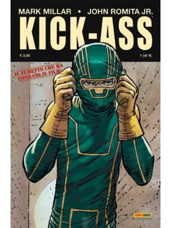 Kick-Ass 1 - 2 - 3 - Panini Comics Presenta - 3 Serie Complete