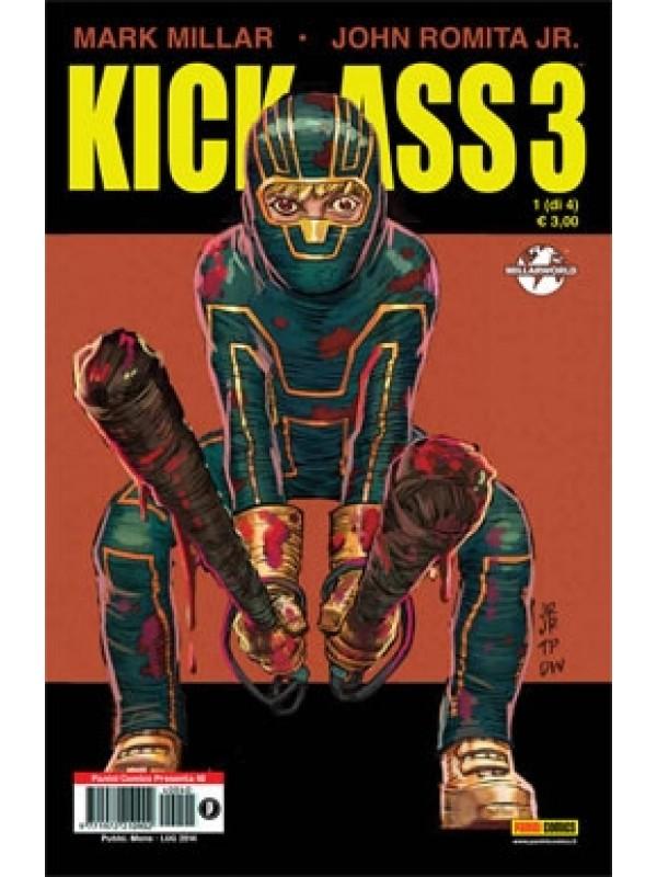 Kick-Ass 3 - Panini Comics Presenta - Serie completa 1/4