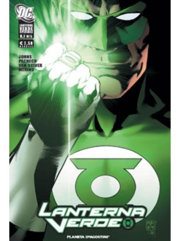 Lanterna Verde Speciale - Planeta DeAgostini - Serie completa 1/5