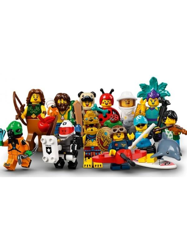 Lego 71029 Collezione Minifigures Serie 21 - Serie completa di 12 personaggi