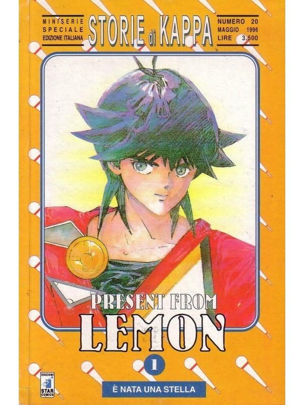 Present From Lemon - Storie di Kappa - Star Comics - Serie completa 1/4