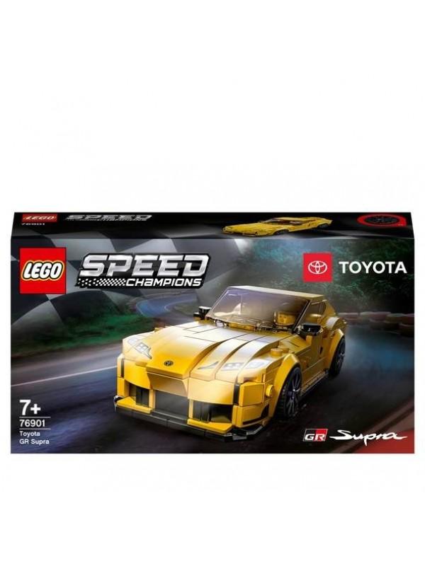 Lego 76901 - Toyota GR Supra - Speed Champions