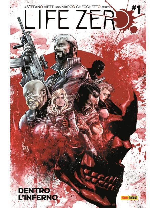 Life Zero - Panini Comics - Serie completa 1/3