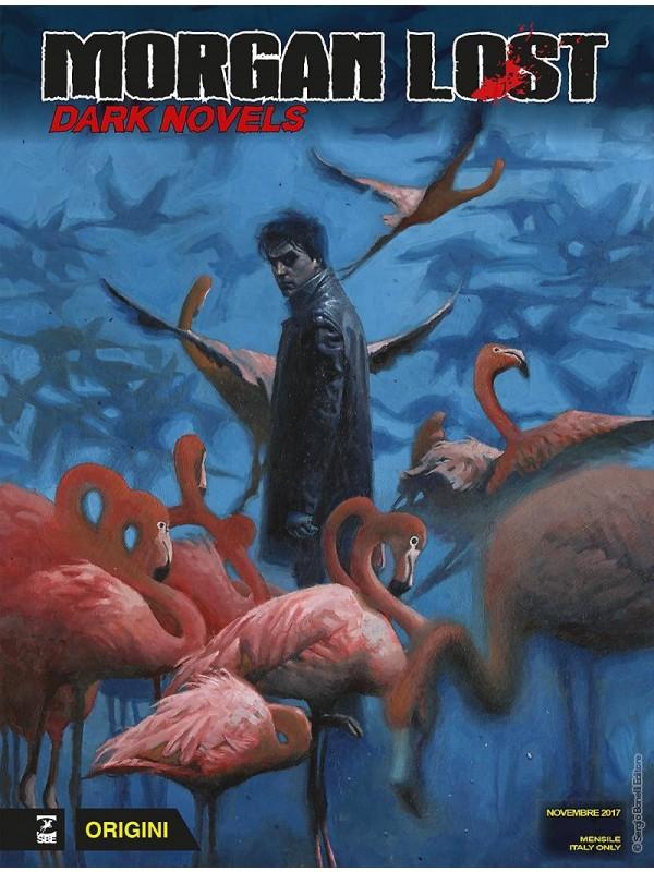 Morgan Lost - Dark Novels - Sergio Bonelli Editore - Serie completa 0/9