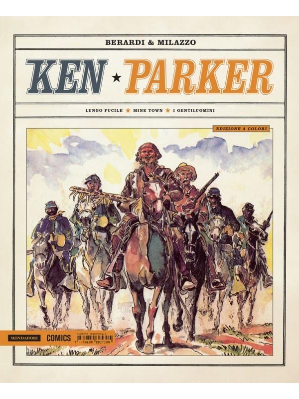 Ken Parker - Edizione a Colori - Color Edition - Mondadori Comics - Serie Completa 1/3