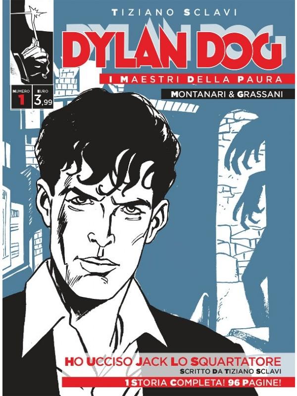 Dylan Dog - I Maestri della Paura - Serie completa 1/20