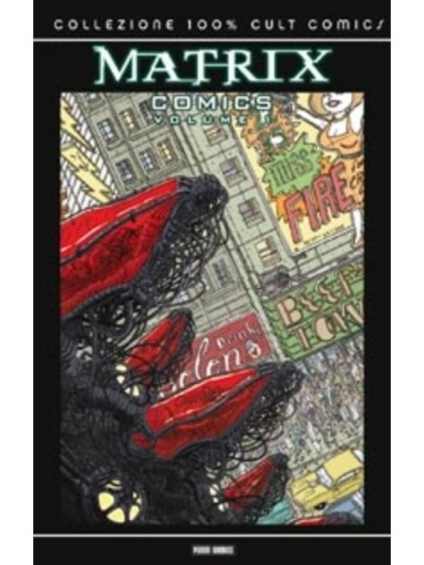 Matrix - Collezione 100% Cult Comics - Panini Comics - Serie completa 1/2