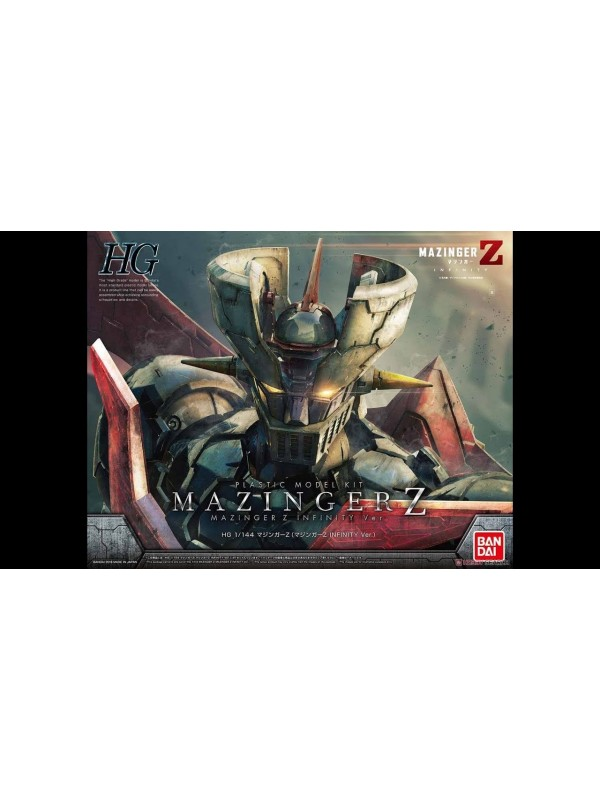 HG Mazinger Z INFINITY Ver. - Plastic Model Kit 1/144