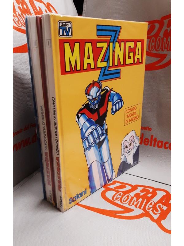 Mazinga Z - Salani - Serie completa 1/4