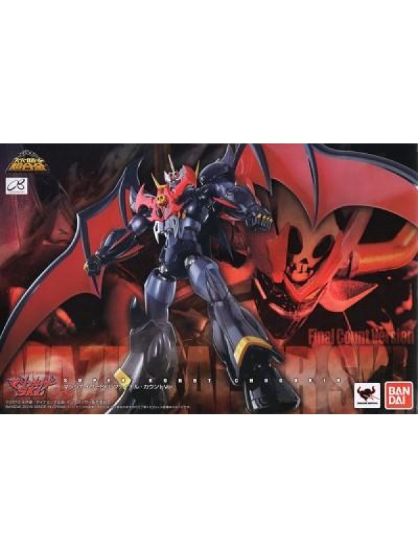 SUPER ROBOT CHOGOKIN - SRC - MAZINKAISER SKL Final Count Version