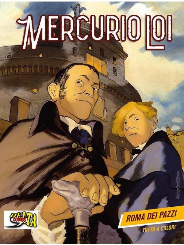 Mercurio Loi - Sergio Bonelli Editore - Sequenza in blocco 1/10