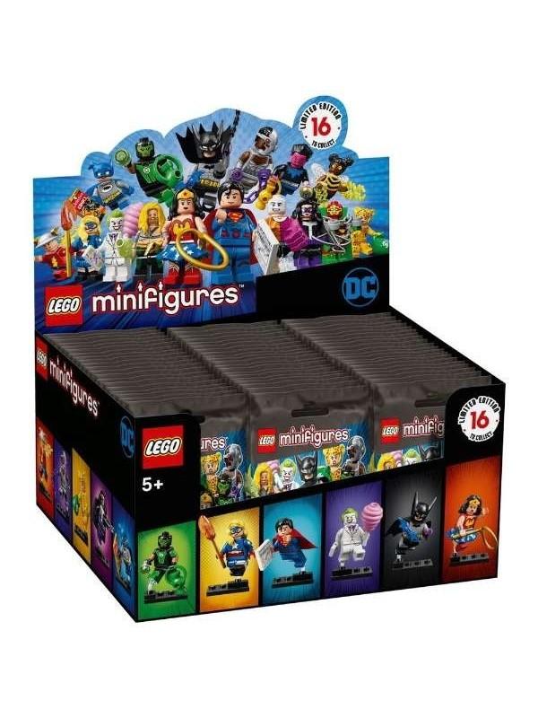 Lego 71026 Collezione Minifigures Serie DC - Serie completa di 16 personaggi