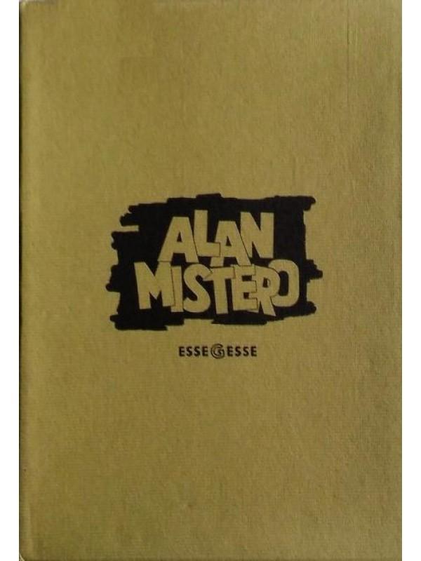 Alan Mistero - EsseGesse - Grandi eroi di Carta - Dardo/Mercury - Serie completa anastatica 1/24 con cofanetto e libretto